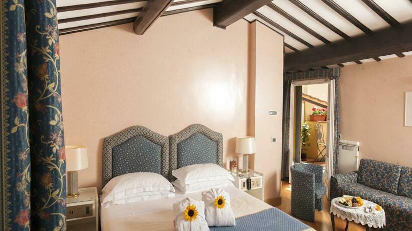 Room Hotel Rivoli Florence