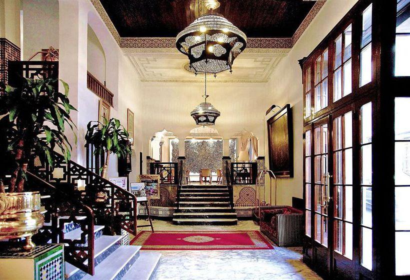 Hotel El Minzah Tangier