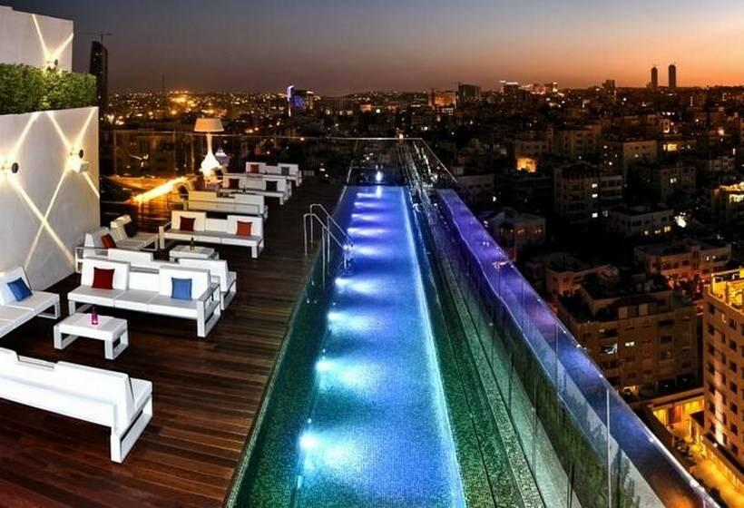 Swimming pool Hotel Regency Palace Amman