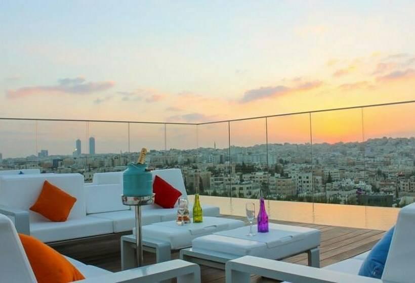 Terrace Hotel Regency Palace Amman