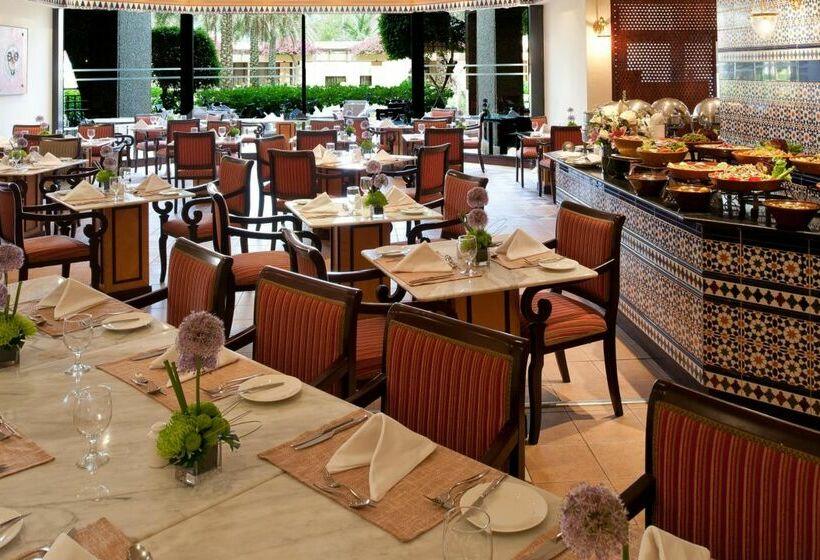 Restaurant Hotel Intercontinental Muscat