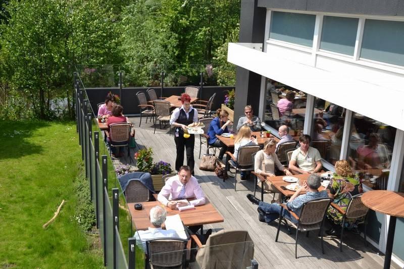 Terrace Hotel Best Western Plus Airport Rotterdam