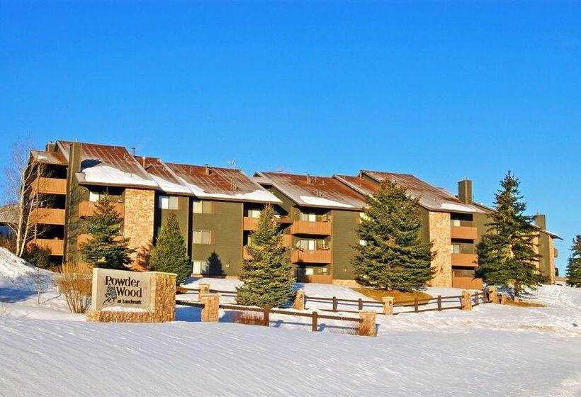 Powderwood Resort Park City