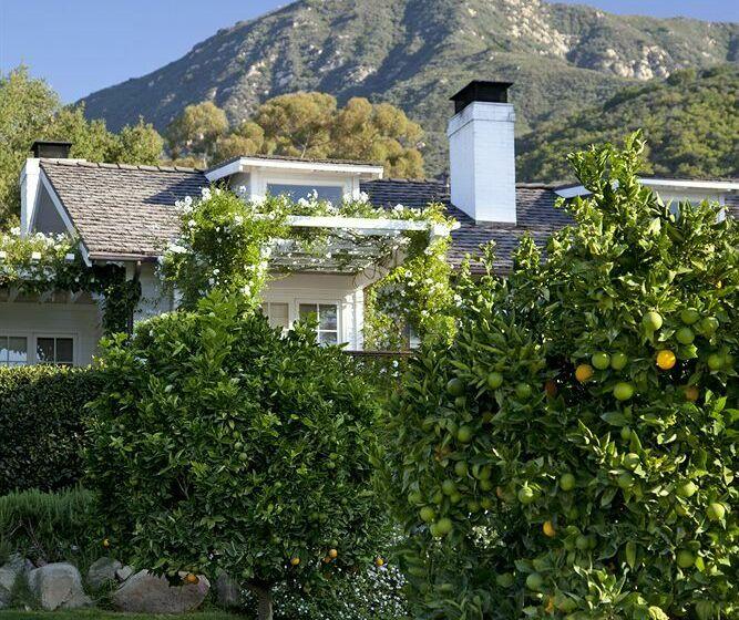 Hotel San Ysidro Ranch A Rosewood Resort Santa Barbara
