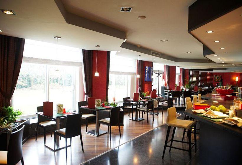 Restaurant Hotel Husa President Park Brussels