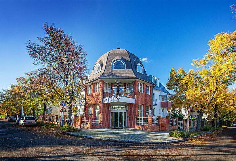 Hotel Villa Voyta Prague