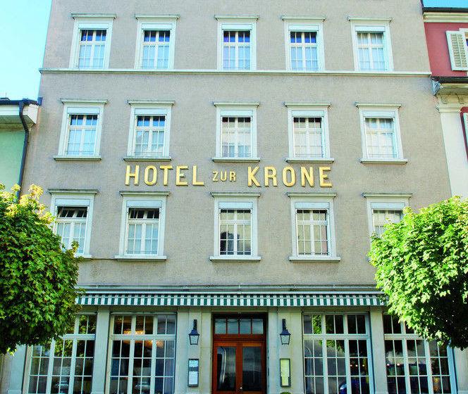 Hoteles m s populares en winterthur destinia for Sorell hotel krone