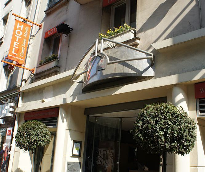 Hotel Libertel Canal Saint Martin Paris