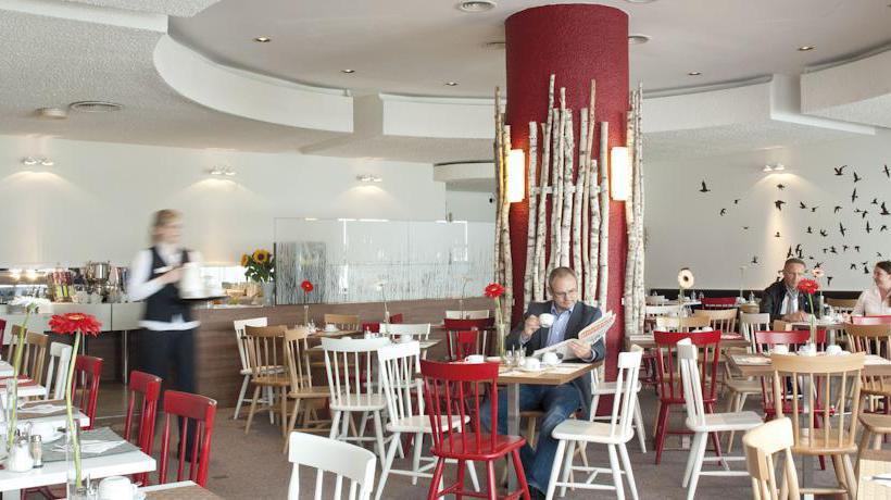 Restaurant Novum Hotel München Am Hauptbahnhof Munich