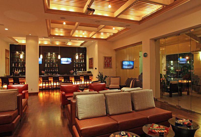Cafeteria Hotel InterContinental Real San Pedro Sula