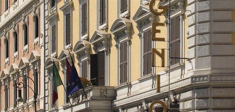 Leonardi Hotel Genio Rome
