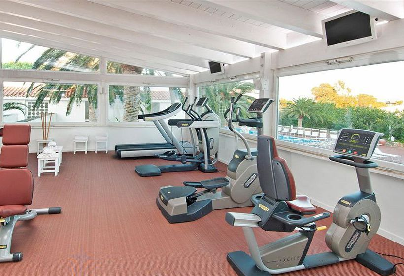 Sports facilities Hotel Ostuni Rosa Marina Resort