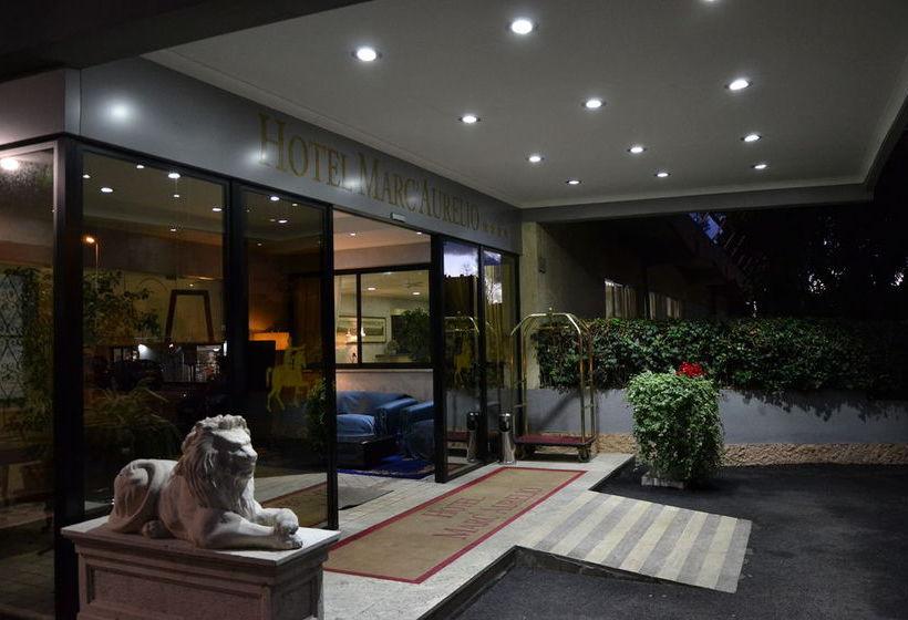 هتل Marc Aurelio روما