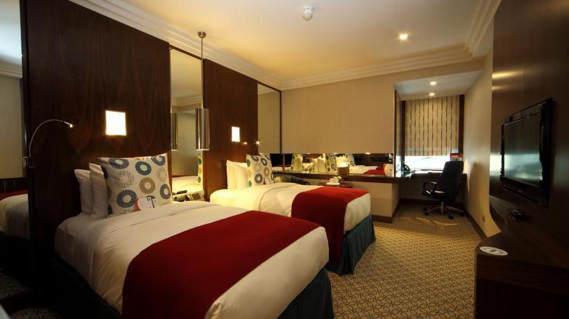 Room Hotel Crowne Plaza Riyadh Minhal