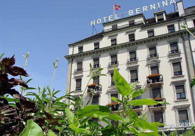 Hotel Bernina Geneva