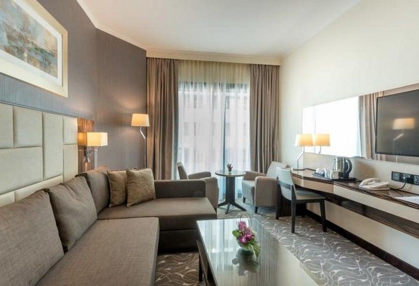 Hotel Hawthorn Suites by Wyndham Abu Dhabi