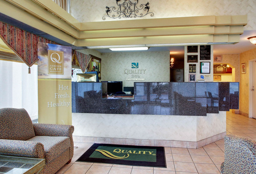 Hotel Quality Inn Natchez