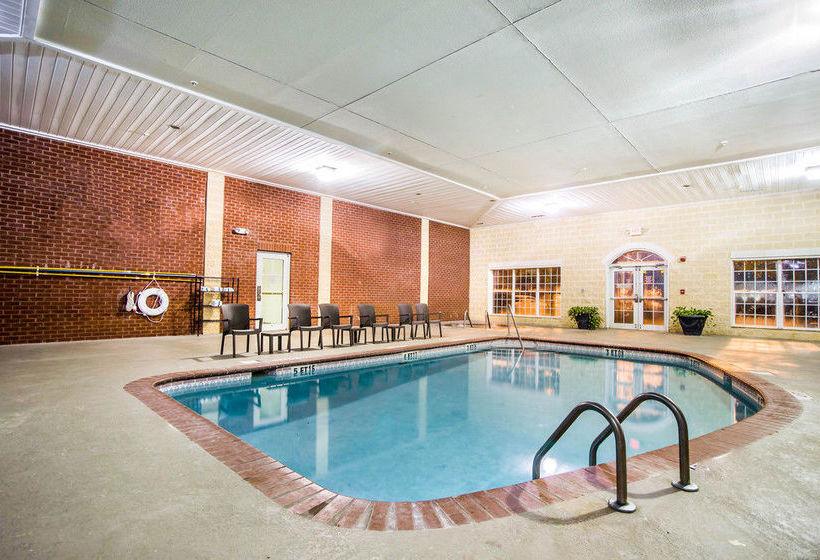 Hotel Comfort Suites Sumter