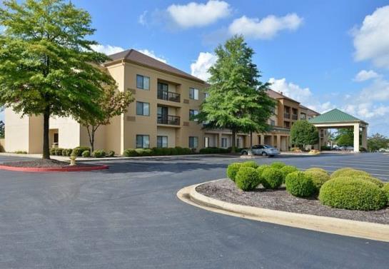Hotel Courtyard by Marriott Bentonville