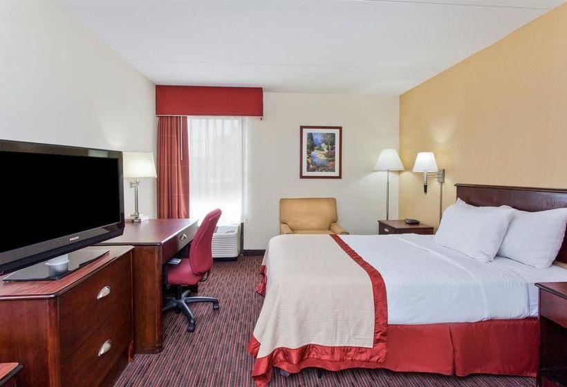 Hotel Hampton Inn Detroit Southfield