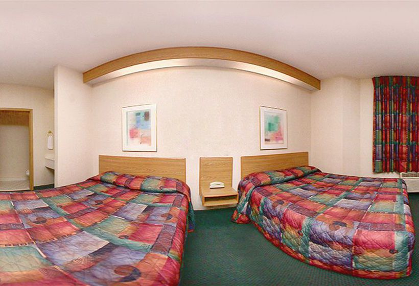 Hotel Rodeway Inn Salem