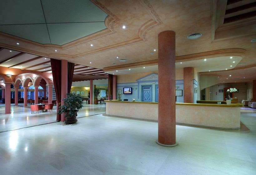 Reception Exe Gran Hotel Solucar Sanlucar la Mayor
