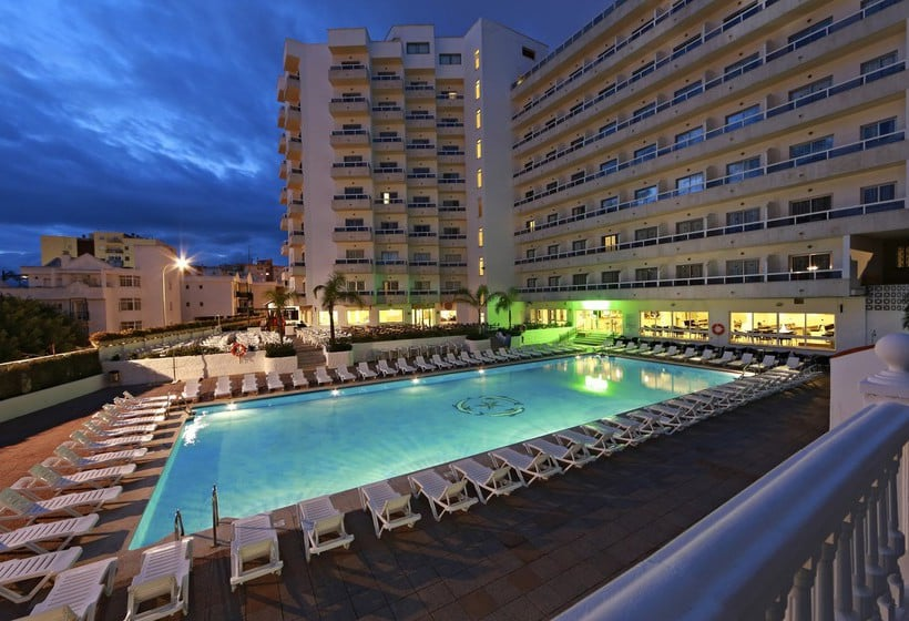 Swimming pool Hotel Marconfort Griego Torremolinos