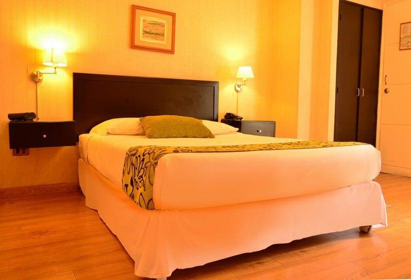 Room Hotel Basadre Suites Lima