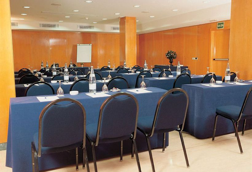 Meeting rooms Hotel Leonardo Madrid City Center