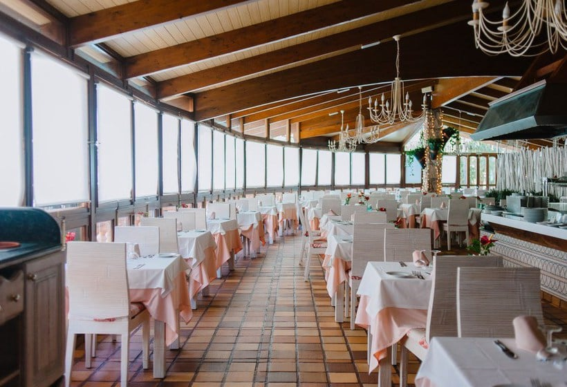 Restaurant Hotel Parque Tropical Playa del Ingles