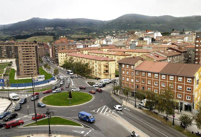 Hotel Silken Monumental Naranco Oviedo