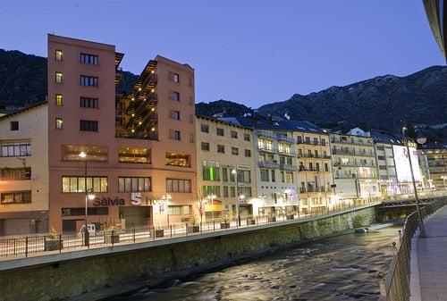 Hotel Sàlvia d'Or Andorra la Vella