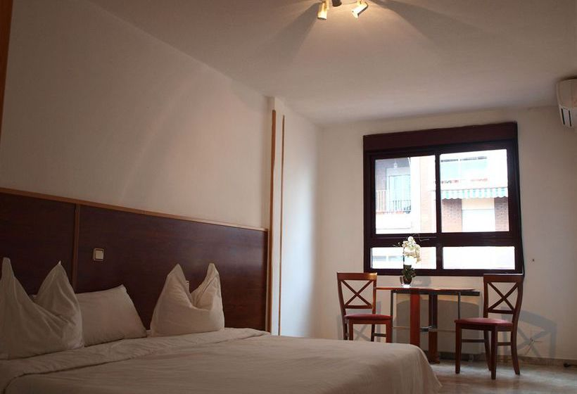 Stylish city aparthotel madrid en madrid destinia for Appart hotel madrid