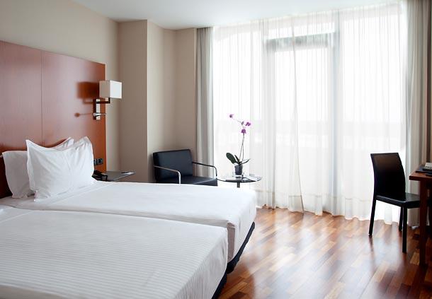 Room Hotel AC Gran Canaria Las Palmas de Gran Canaria
