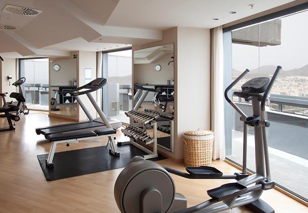 Sports facilities Hotel AC Gran Canaria Las Palmas de Gran Canaria