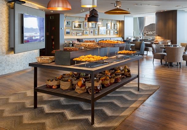 Restaurant Hotel AC Gran Canaria Las Palmas de Gran Canaria