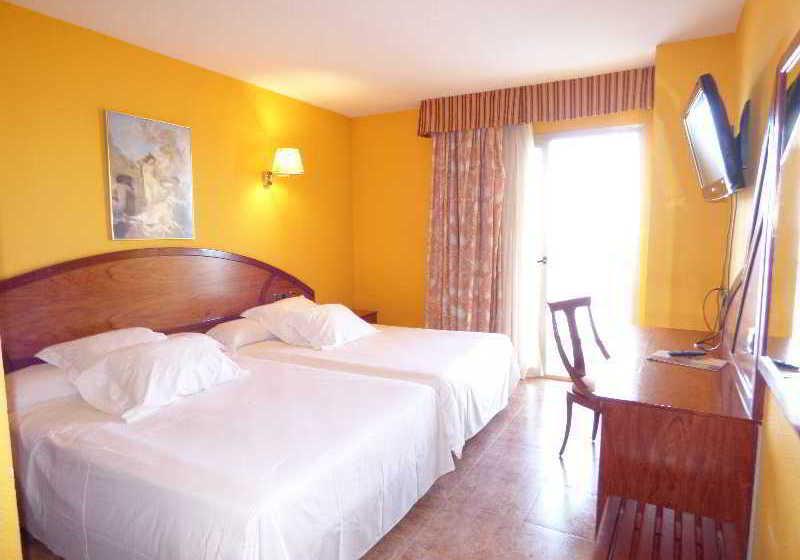 Hotel Don Angel Roquetas de Mar