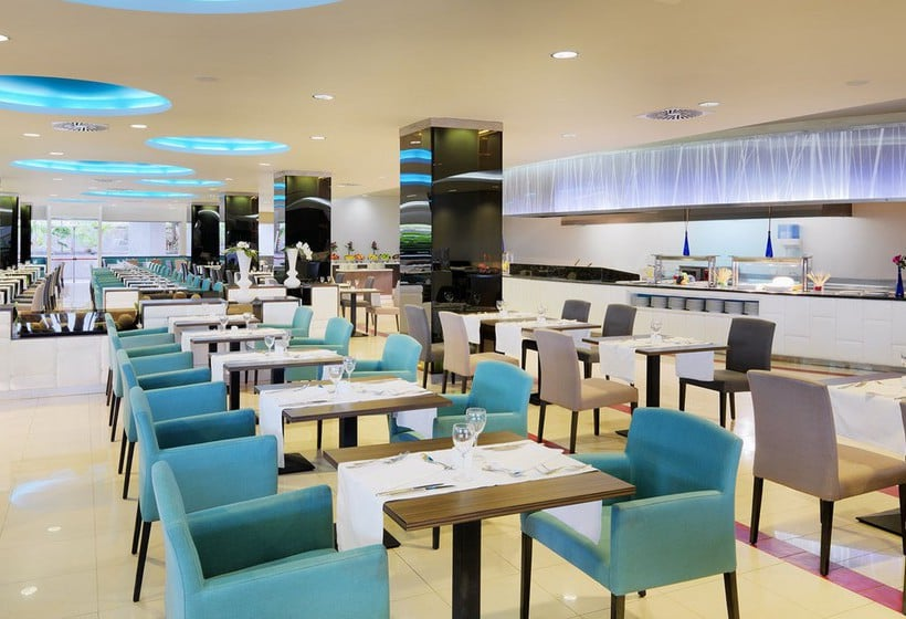 Restaurant Hotel H10 Playa Meloneras Palace