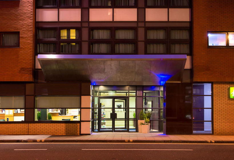 هتل Holiday Inn Express Glasgow City Centre-Riverside گلاسگو