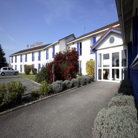 Hotel Kyriad Bourges Sud