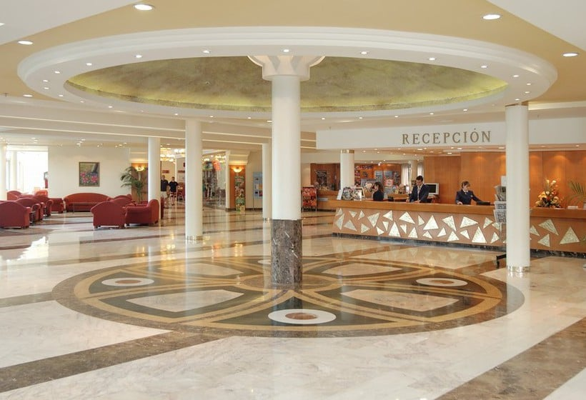 Front desk Hotel MedPlaya Flamingo Oasis Benidorm