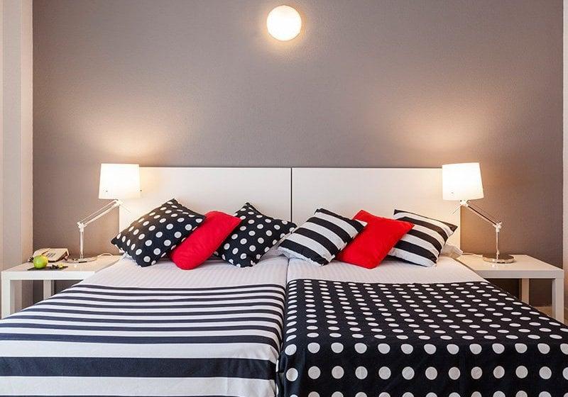 Habitación Sercotel Apartamentos Togumar Madrid