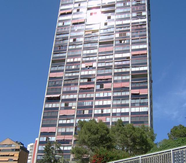 Apartamentos gemelos xv en benidorm destinia - Apartamento en benidorm barato ...