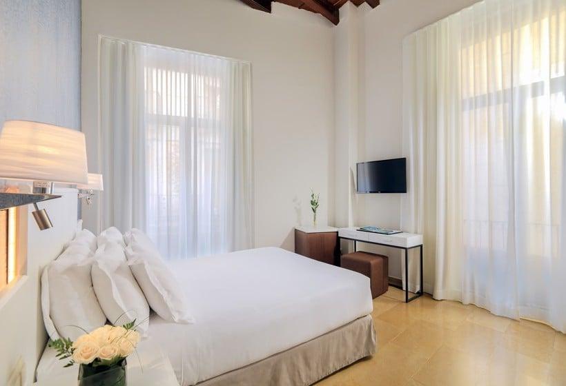 Reception Hotel H10 Raco Del Pi Barcelona