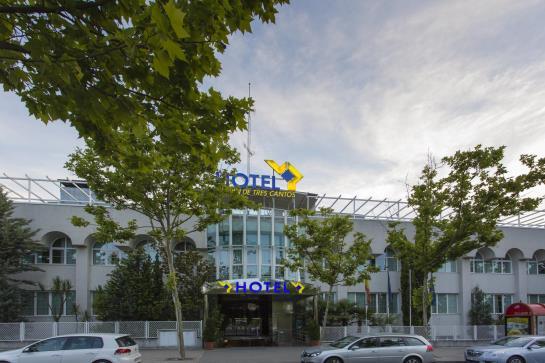 Hotel VP Jardín Tres Cantos