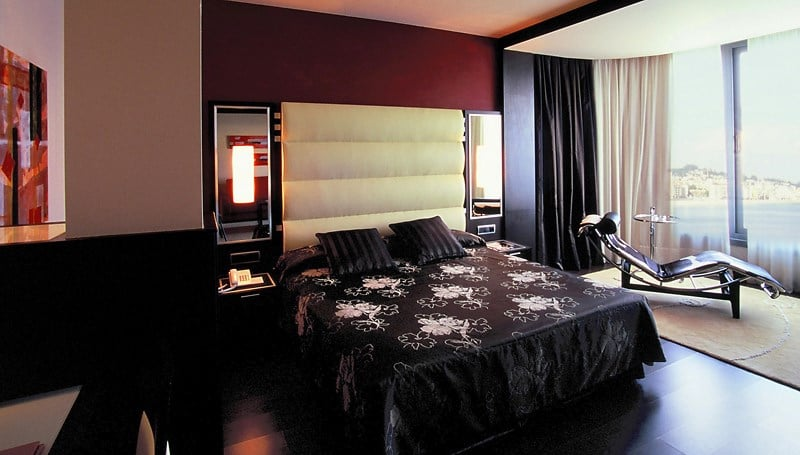 Room Gran Talaso Hotel Sanxenxo