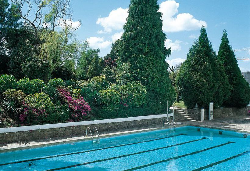 Swimming pool Hotel Hesperia Peregrino Santiago de Compostela