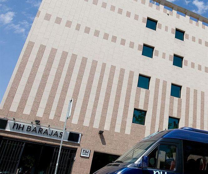 hoteles en madrid barajas: