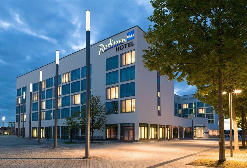 Hotel Radisson Blu, Hannover Hanover