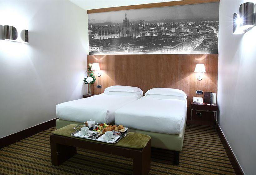 Starhotel Ritz Milan